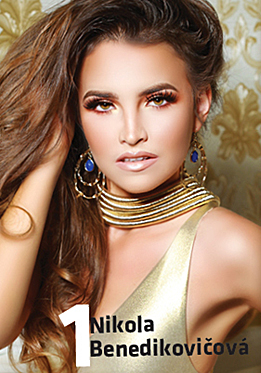 Road to Miss Universe Slovakia 2017 - October 21 1